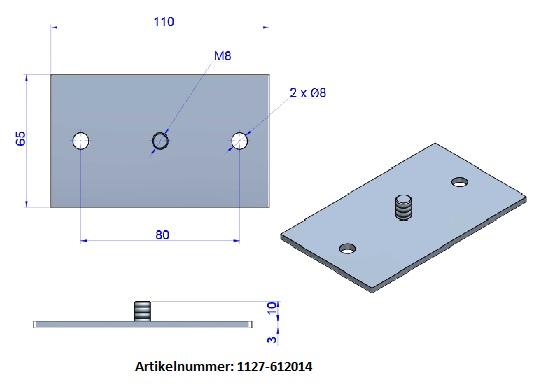 Fjäderfäste, Art nr. 1127-612014