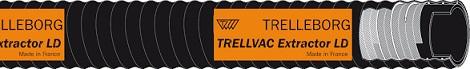 Sug- & materialtransportslang Trellvac Extractor LD